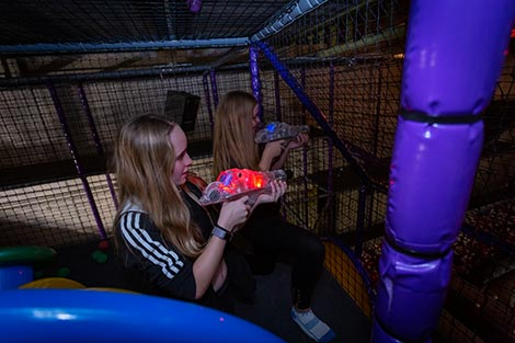 Laser Tag Parties<br/><span>£14.50 per Player</span>